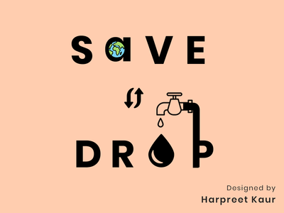 Save Earth...Save Water