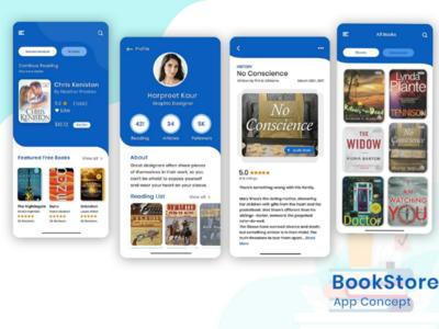 Bookstore App