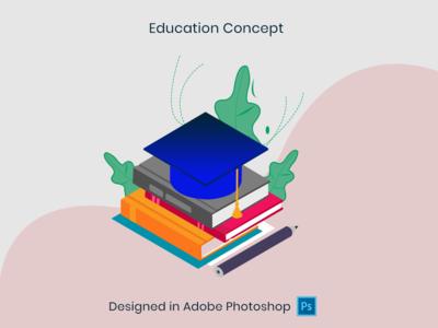 Education illustrations