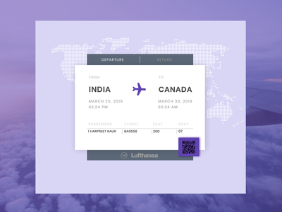 Web Flight Ticket Booking