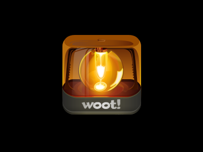 Woot Tile ios tile iphone icon