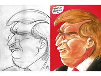 Disgusting Trump