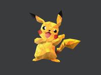 Pikachu Polymon