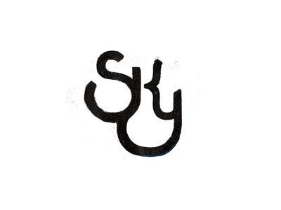 Cloudy Sky logo