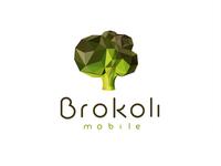 Brokoli Mobile Logo