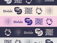 10/15 #LL Mark Milestone petri dish symbol ambigram custom type hand egg logo usage frame variation type typography dot blackletter handout trendreport trend logolounge milestone