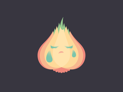 Crying Onion cook cooking eye heavy hard chorar sadness vector illustration cebola onions crying tears tear cry onion