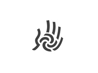 IDZN vortex logo