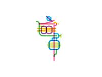 Tattoo Machine Logo