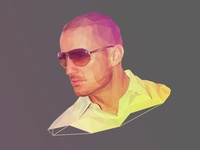 Brian Probst Low poly