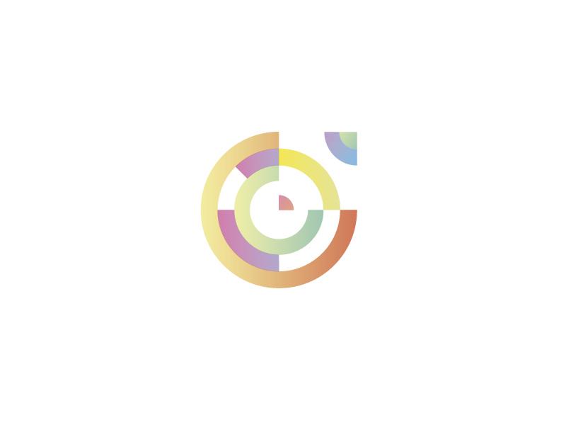 Target chart sheet logo target info circular graph logo sheet data chart