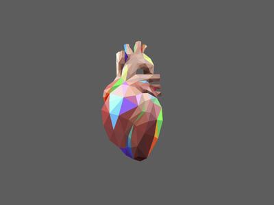 Heart Graphic logo