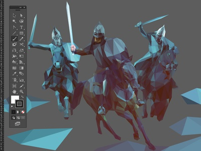 Victory on ice  battle on ice horses sword knight medieval russia on ice victory