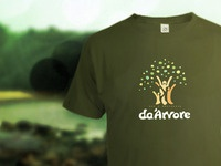 T-Shirt da Árvore  Árvore tree people crowd family happiness party featured logodesigner logodesign bauru visual identity breno bitencourt bitencourt breno logotype logotipo identity identidade visual identidade de marca design studio design brazil brasil branding brand identity brand