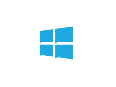 windows 8 redesigned logo by breno bitencourt dribbble