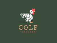 Golf Chicken