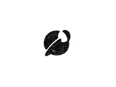 Nanosatisfi Satellite/Atom Logo satellite nano satisfi science orbit planet space spacial universe orbital ring atom