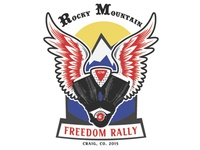 Rocky Mountain Freedom Rally logo