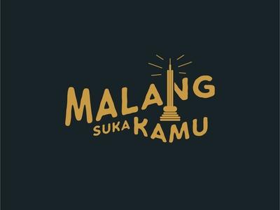 Vintage Logo - @malangsukakamu