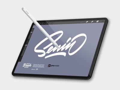 Sell this Brush for Procreate app on IOS