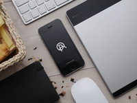 "Monogram Logo ""R"""