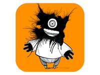 Daily Monster® Monster Maker App Icon v2