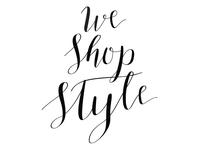 We ShopStyle