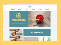 Worktree website