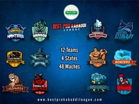 All Team Players of Best Pro Kabaddi League