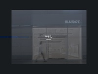 Bluedot Official Website Loading Page
