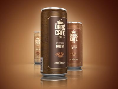 Dark Cafe Mocha