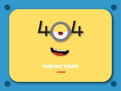 404 page illustrator adobe xd 404 error 404 404 error page daily ui 008 ui ux vector web challenge illustration design