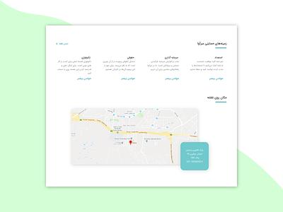 map map web ux ui illustrator vector design