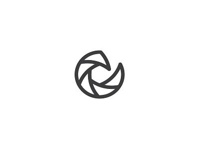Camera Logo • Letter C objective design foto shot photographer icon mark logotype photo letter c logo camera
