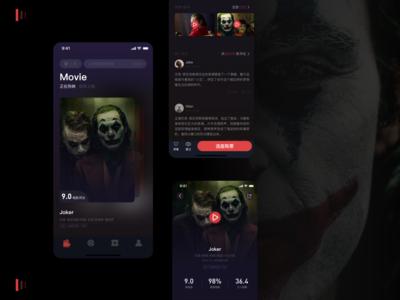 Movie Interface