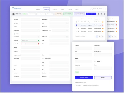 Dashboard   Form user experience typography information customer forms minimal web design ui ux