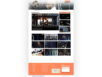 Video Page Concept Page