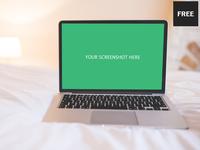 Realistic Macbook Mockup   2018