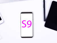 Samsung S9 Realistic Mockup