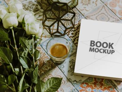 Realistic Book Mockup free book mockup template book mockup mockup