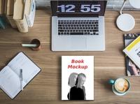 Front Book Mockup V5 free mockups free mockup mockups free psd download ebook book mockup