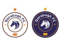 Logo rebranding for Qarabagh FC