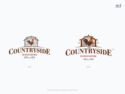 Countryside Restaurant - Logo - Rebranded