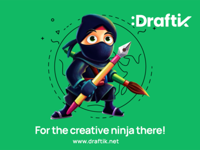 Draftik Online Marketplace for Designers