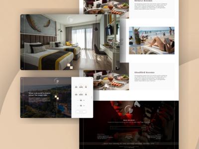 Hotel Website, Raga I