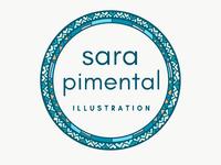 Sara Pimental Illustration Logo