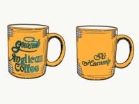 Gourmet Anglican Coffee Mug