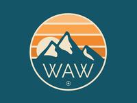 We Adventure Well Logo