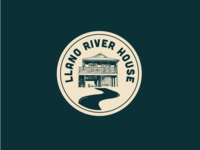 Llano River House Icon