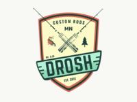 DROSH Custom Fishing Rods